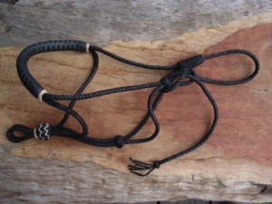 Leather Halter 022