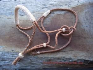 Leather Halter 024
