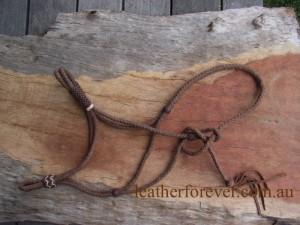 Leather Halter 029